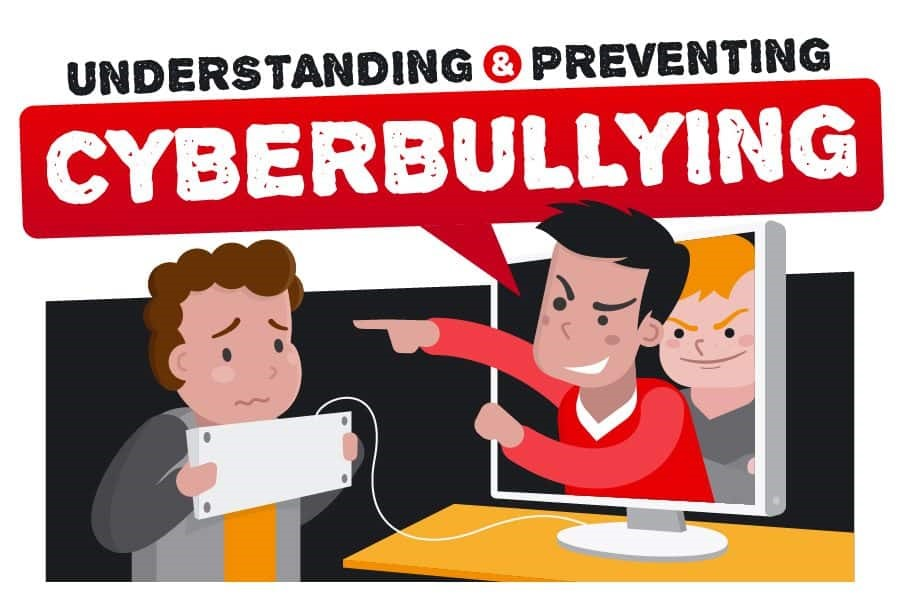HOW TO PROTECT KIDS FROM CYBER-BULLYING AND CYBERSTALKING?