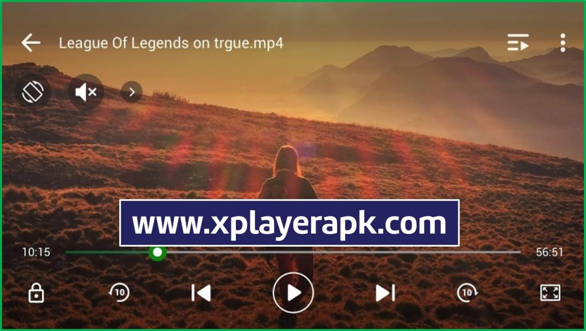 XPlayer _ Play All Video Formats in Android and IOS