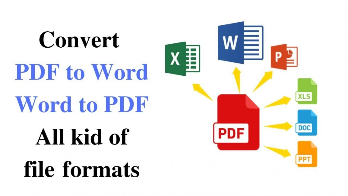 The Easy Guide Conversion from PDF to Word with PDFBear