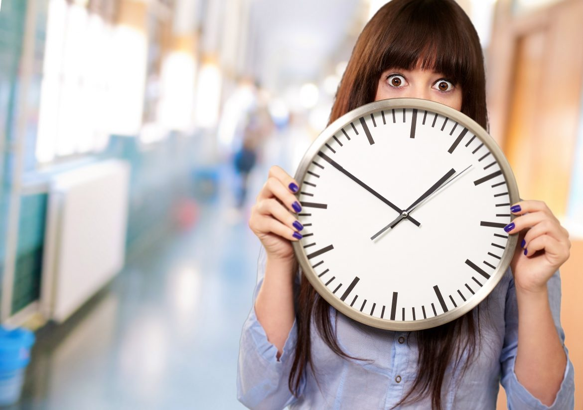 Successful People Get Time Management Training